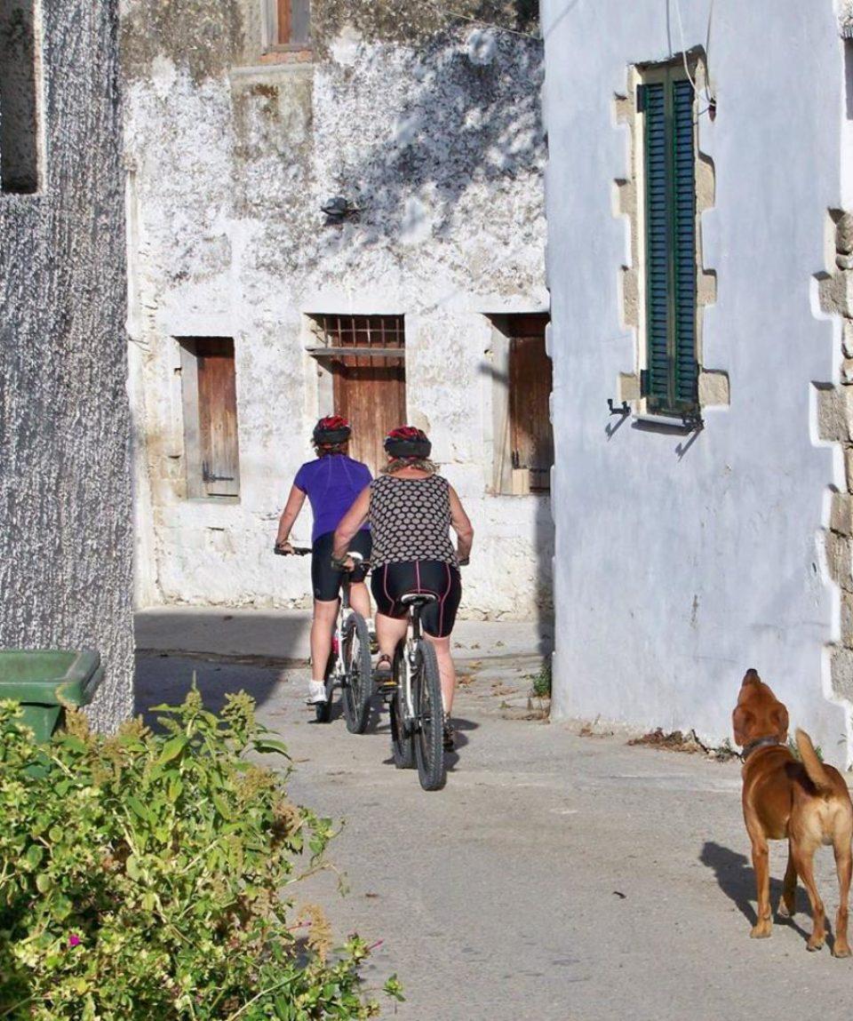 Paleochora Cycling Tour
