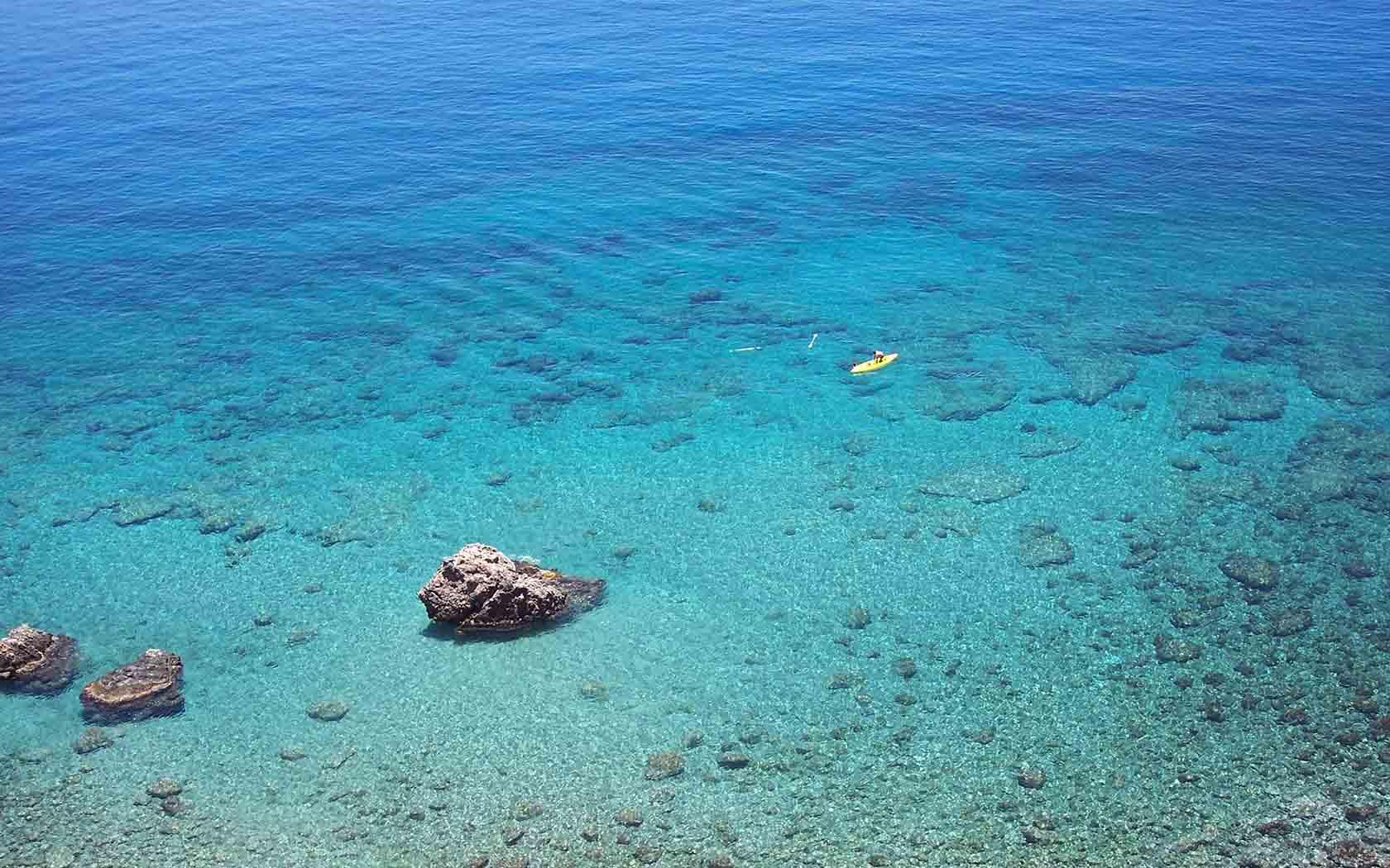 Sea tours in Crete