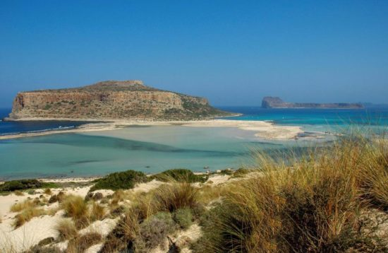 The Tour Of Balos & Gramvousa