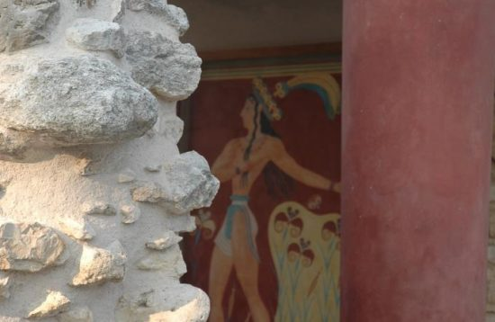 Tour of Knossos