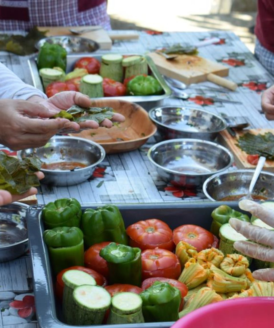 Chania Cooking Class
