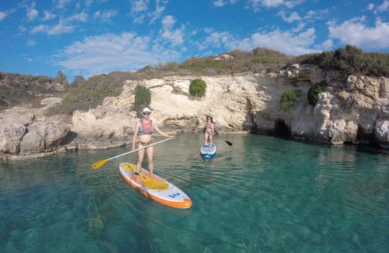 SUP & Snorkeling Tour in Chania