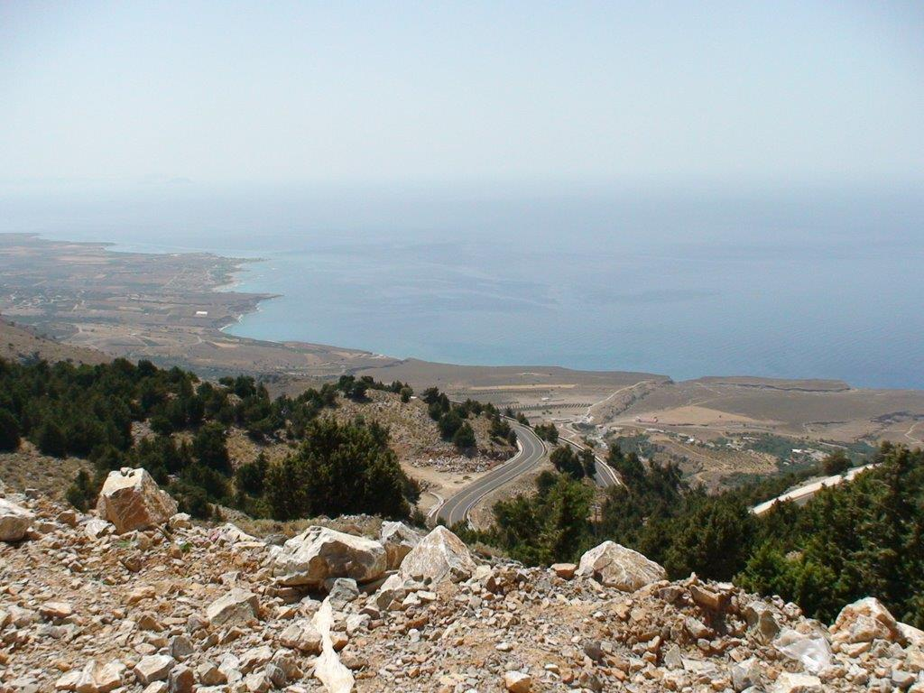 The Natural Tour of Imbros Gorge