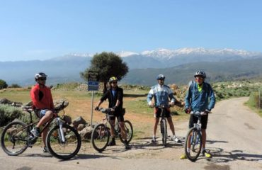 Aptera Cycling Tour