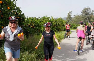 Cycling tour in Chania