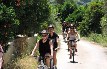 Jungle Trail Cycling Tour
