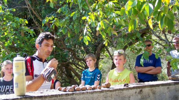 Jungle Trail Cycling Tour