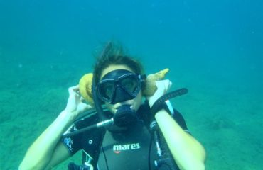 Scuba diving in Chania