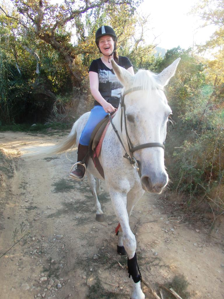 horse riding for beginners what Beginner rider helpful advice to keep beginner riders safe on the ground and  while riding find your spot promo image melinda's life with horses blog.