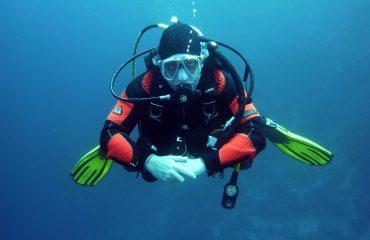Scuba diving in Chania