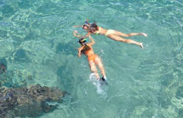 Snorkelling in Chania