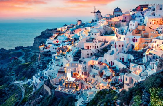 Day Trip to Santorini from Crete