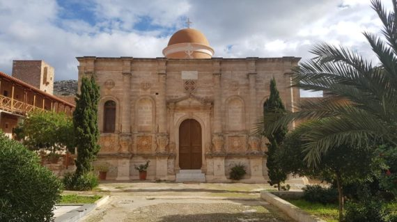 Religious tour of Akrotiri