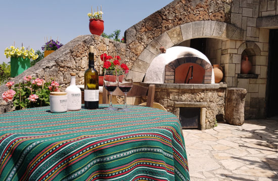 Chania Wine & Olive Oil Tour