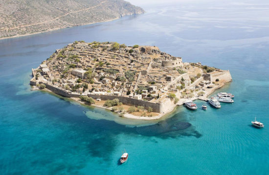 Spinalonga private day tour