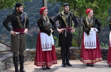 Traditional Cretan Dancing Lessons