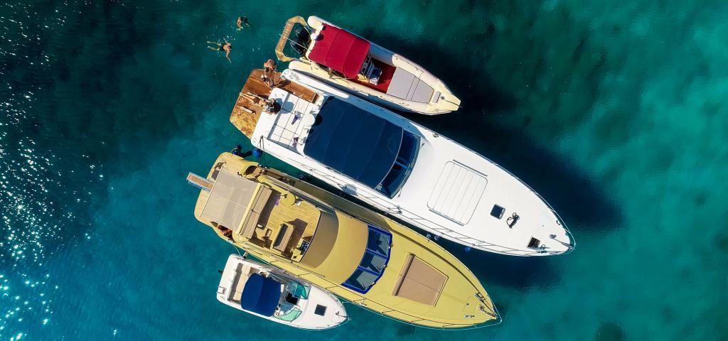 Boat trips in Crete